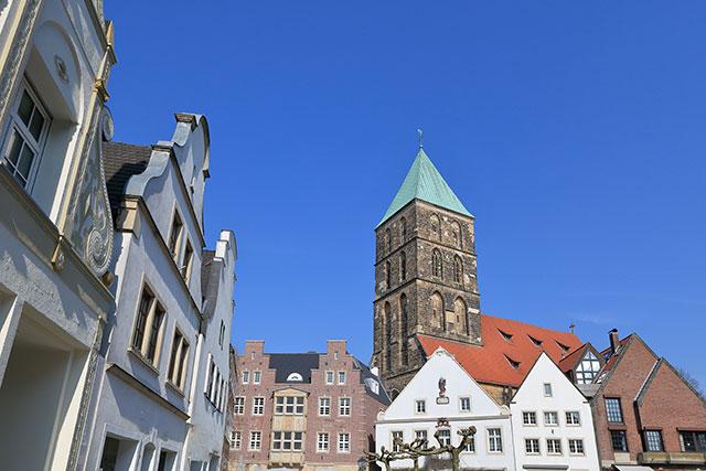 Marschall Umzüge, Umzug, Rheine